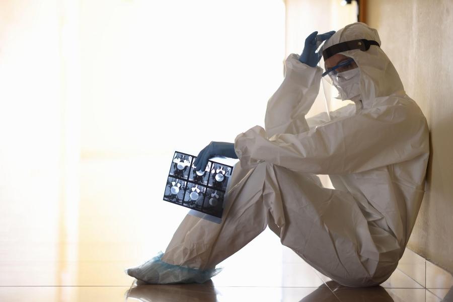burnout dr - Foto: Hanna Kuprevich / Alamy / Alamy / Profimedia