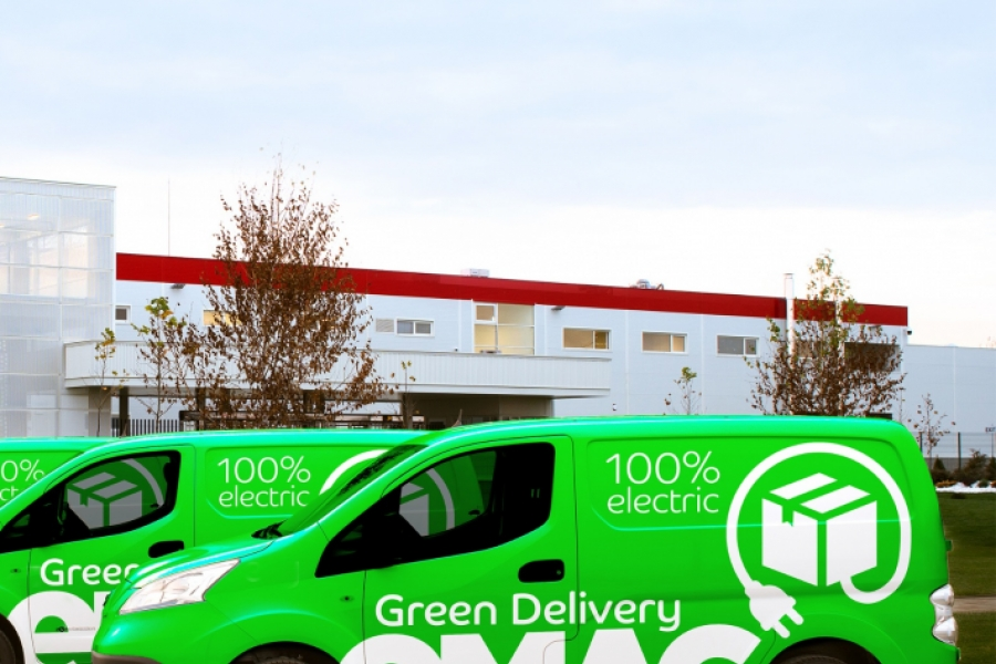 Green Delivery - eMAG
