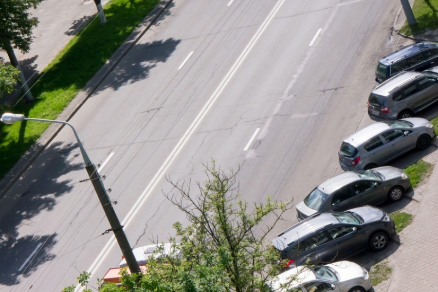 masini parcate - strada - ok / Alamy / Alamy / Profimedia