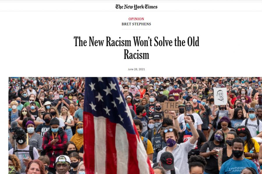 Articol de opinie New York TImes