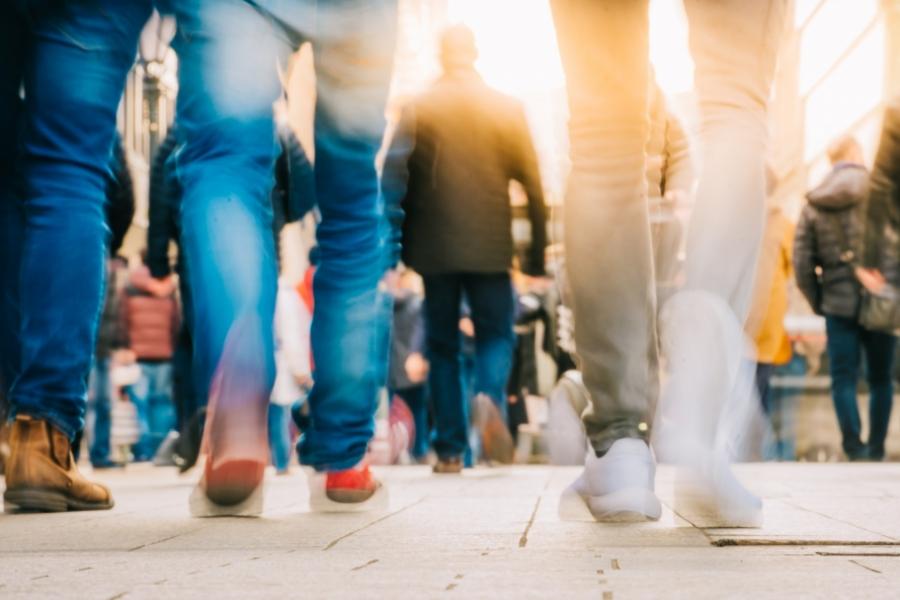 oameni pe strada - Foto: Guliver/Getty Images