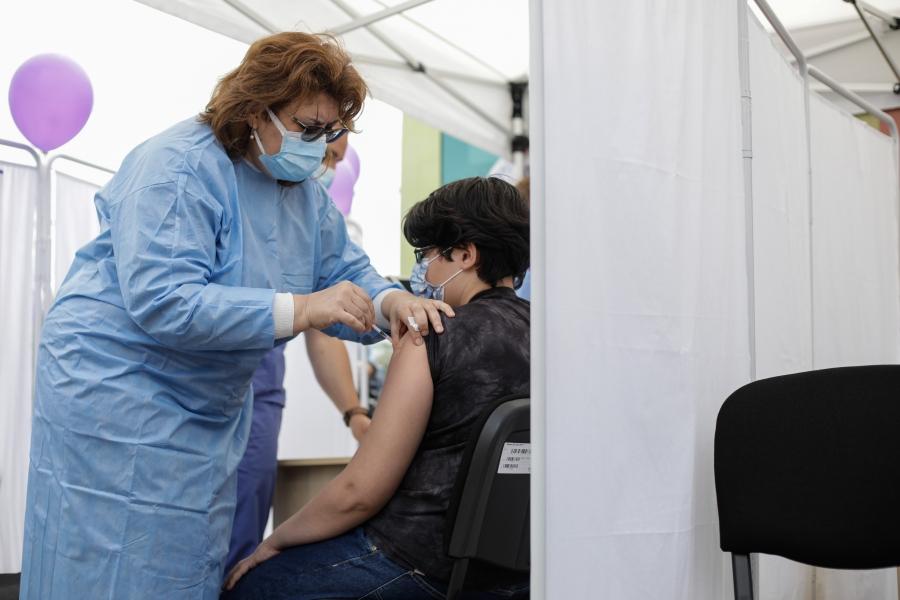 vaccinare copii - Foto: Inquam Photos / George Călin
