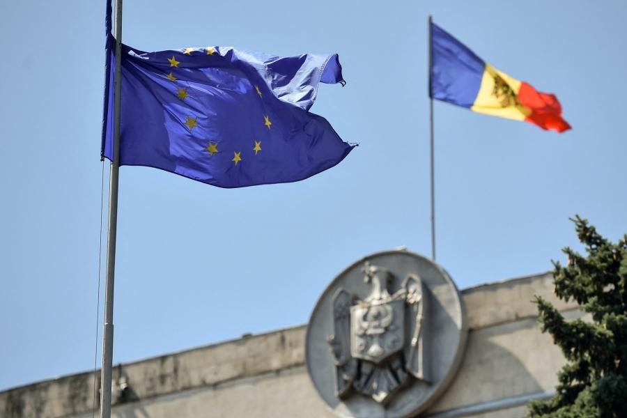R.Moldova - steag