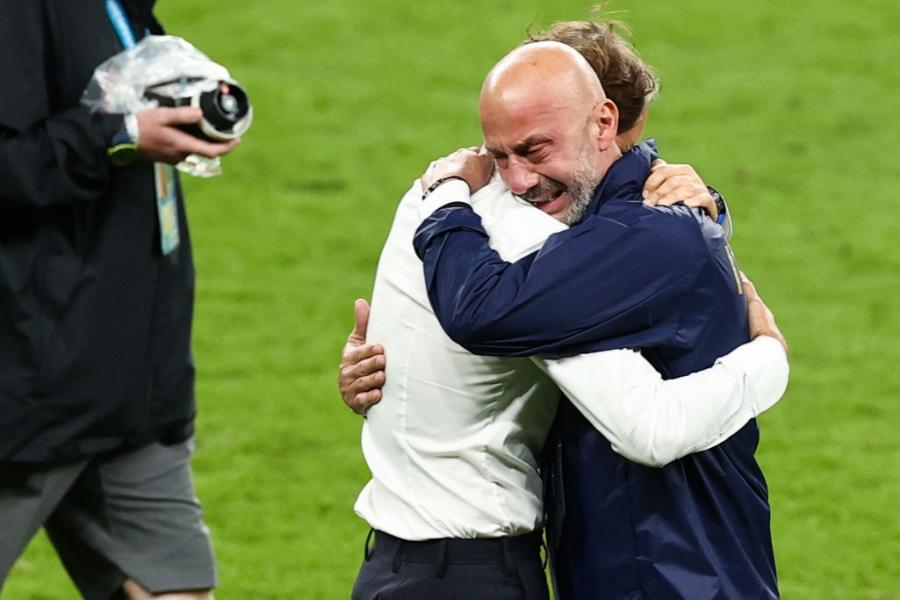 Sărbătoarea italiană la Euro 2020