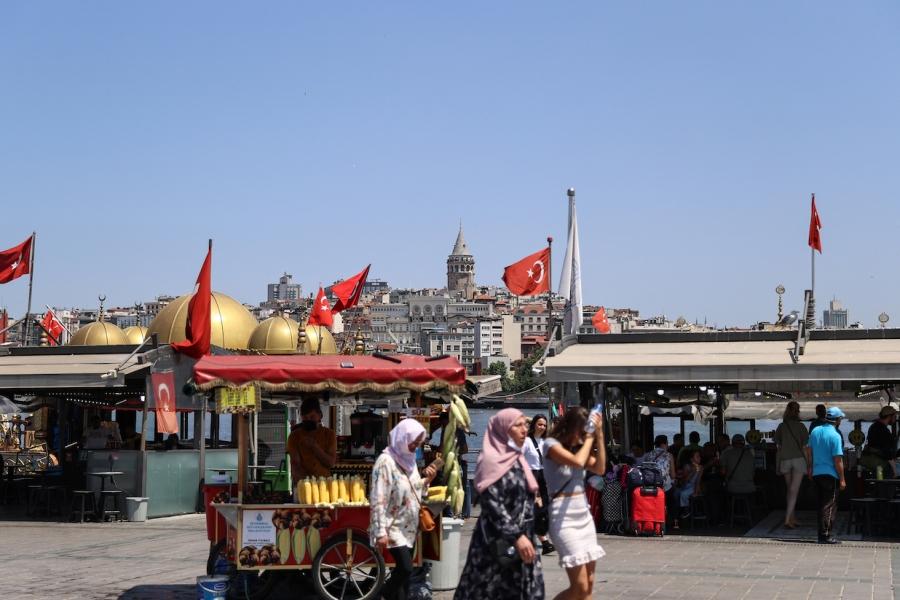 Turcia, viață cotidiană