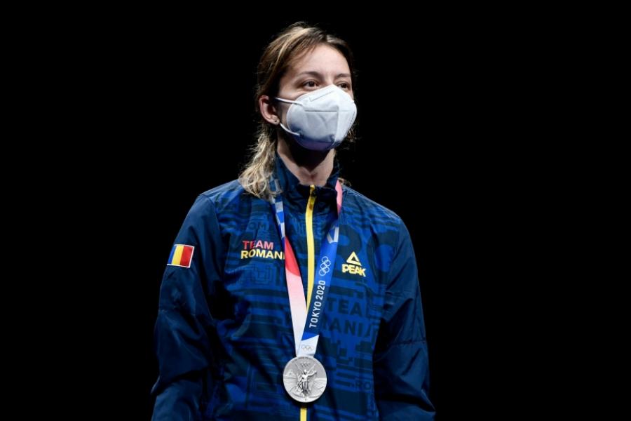 Ana Maria Popescu - medalie