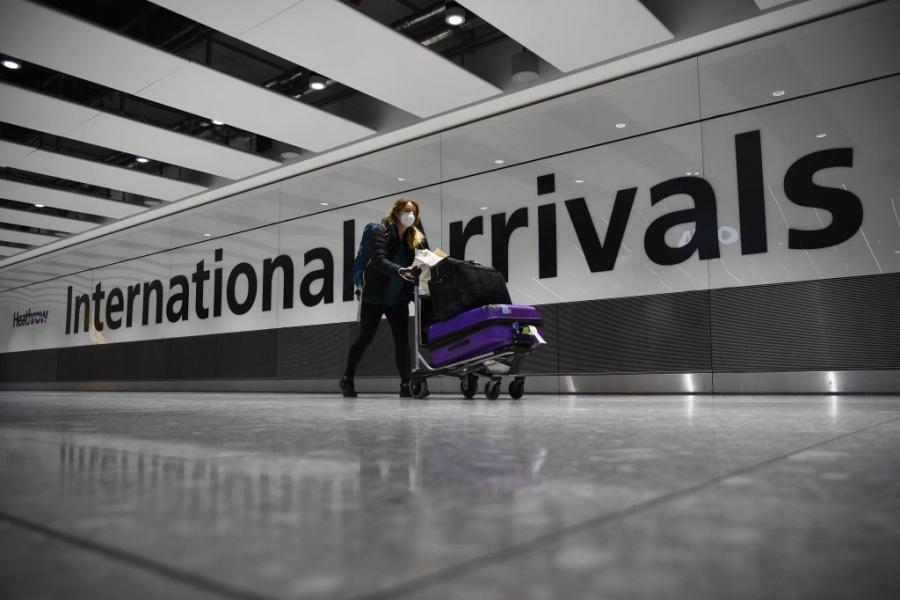 Sosiri Internaționale Heathrow
