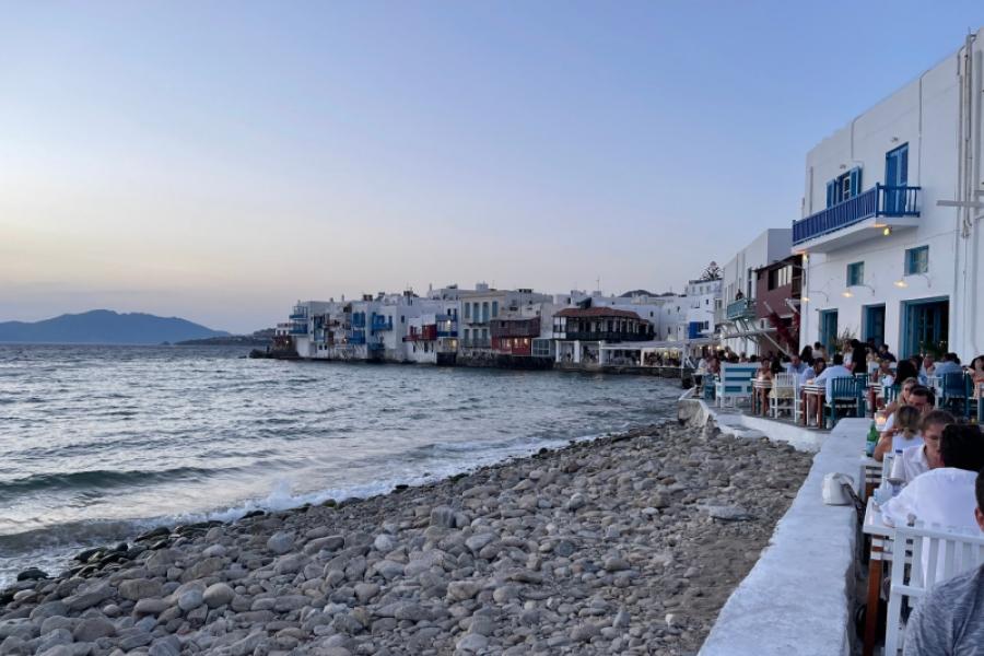 Grecia - insula - Foto: SplashNews.com / Splash / Profimedia