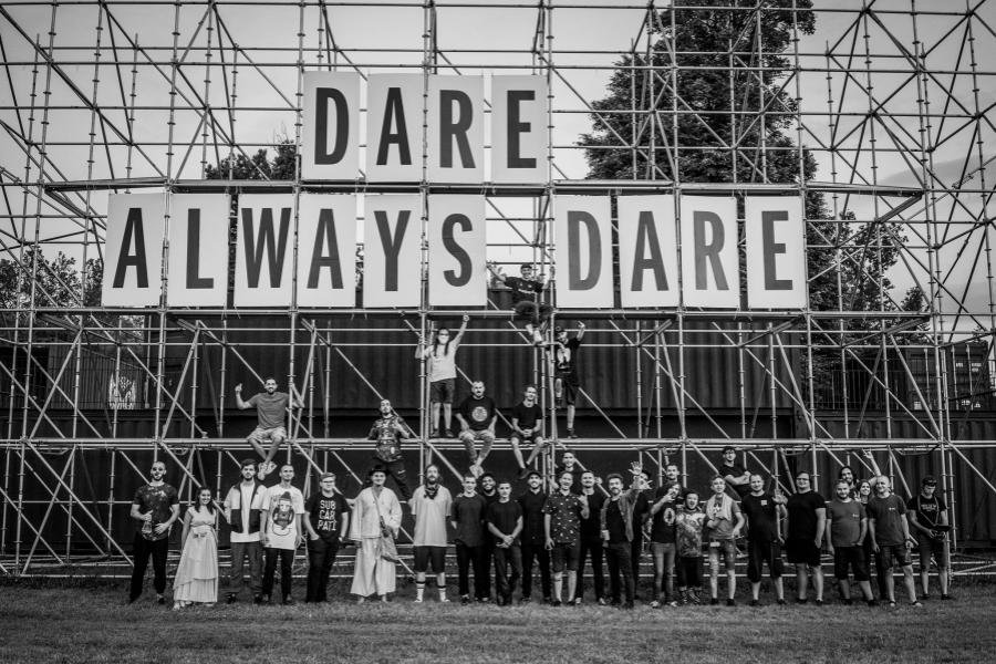 Dare Electric Castle
