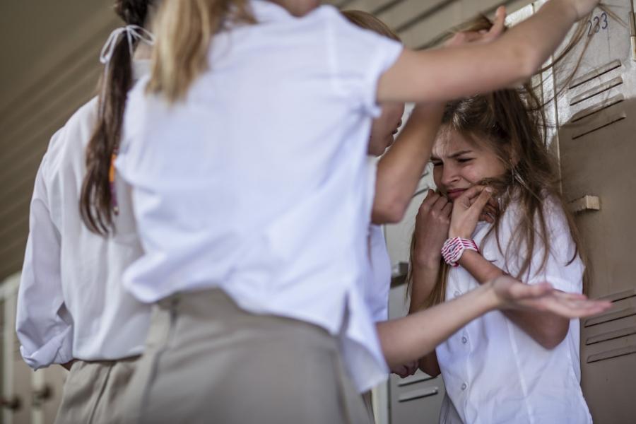 Copii bullying