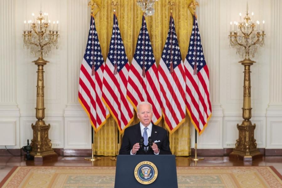 Joe Biden, declarație despre Afganistan