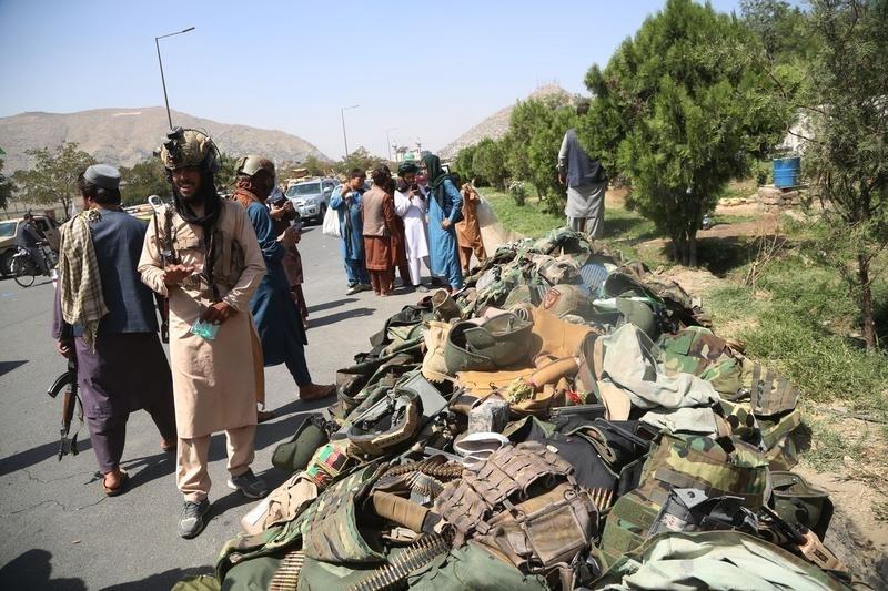 talibani - arme