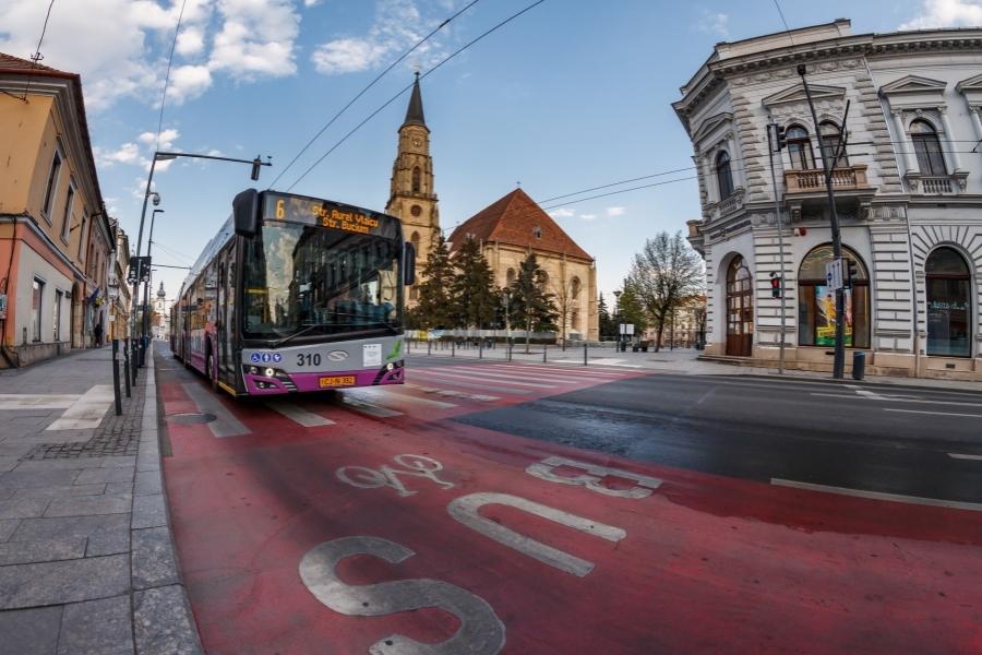 Cluj - transport
