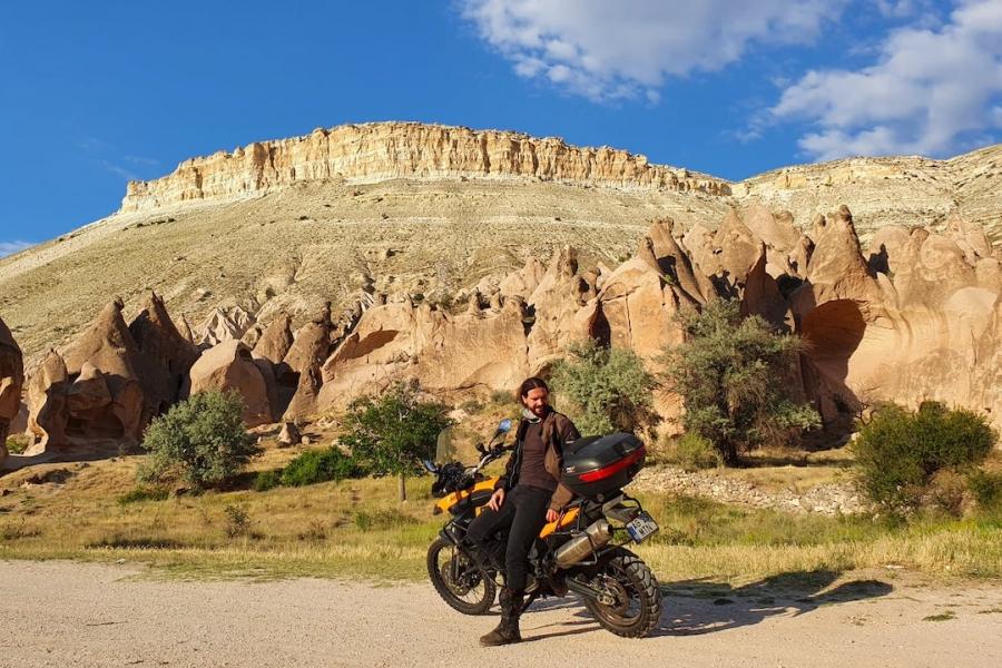 Imagine din Cappadocia