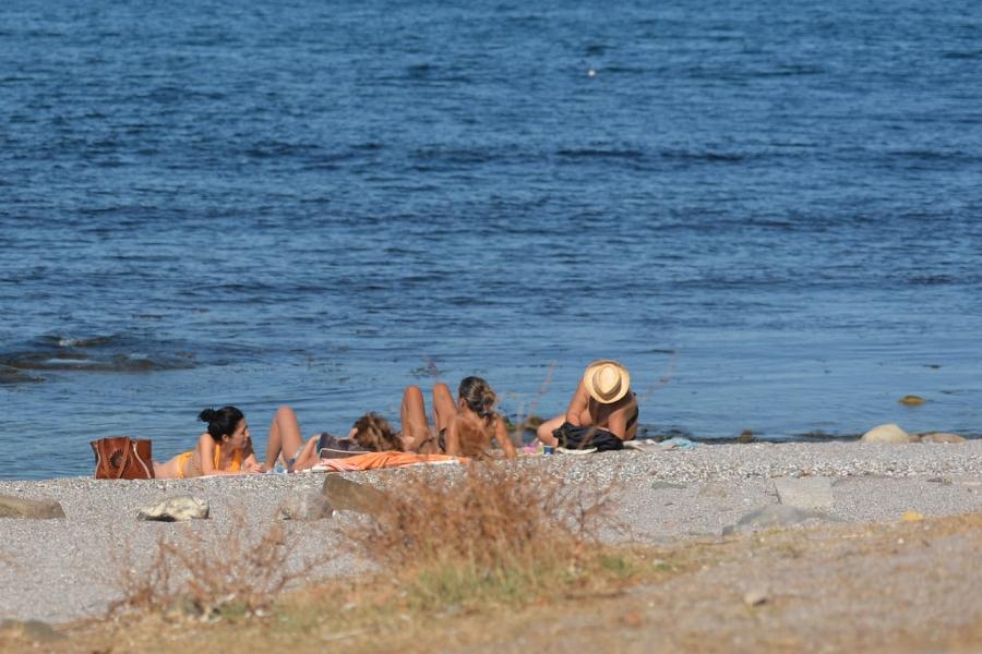 Sozopol plajă