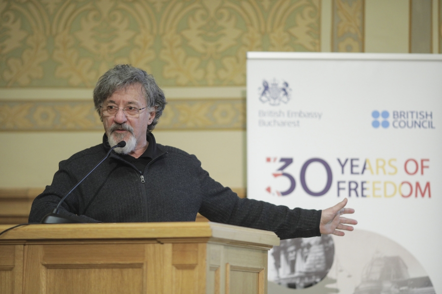 Ion Caramitru, 30 de ani de libertate