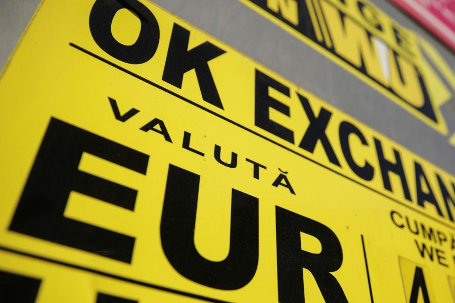 exchange = curs - Inquam Photos / Octav Ganea