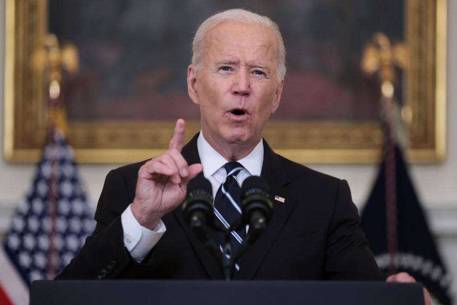 Joe Biden - septembrie 2021