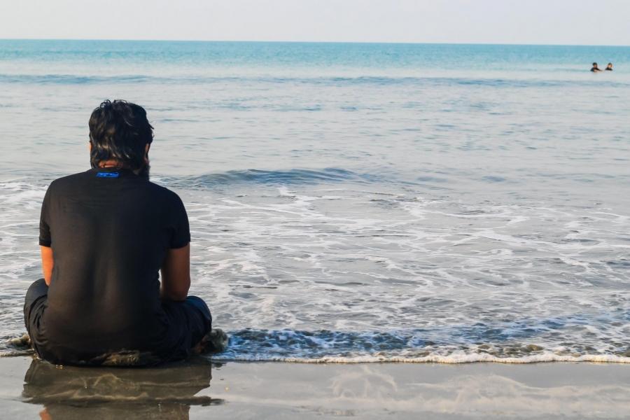 barbat singur - Foto: Nadim Mahmud Himu / Alamy / Alamy / Profimedia