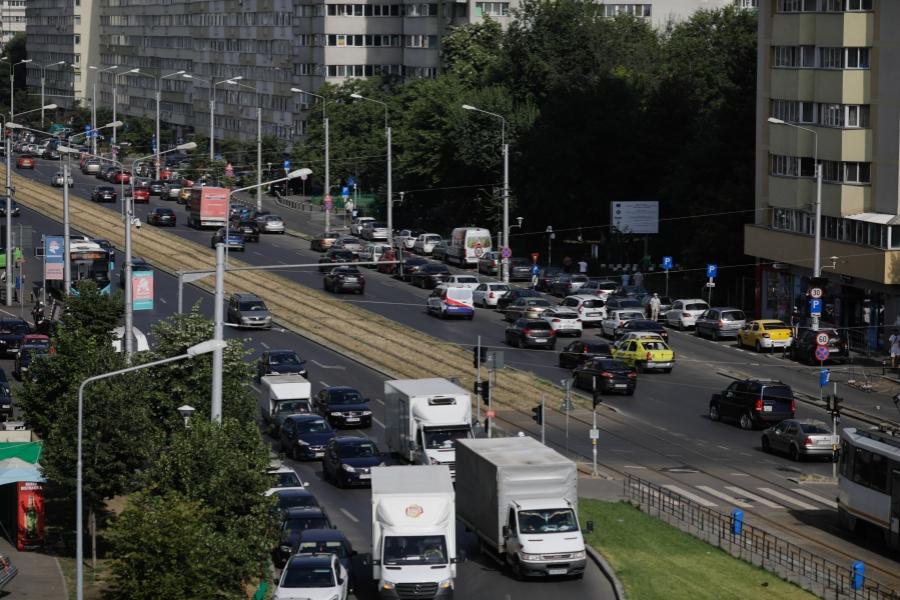 mașini - trafic