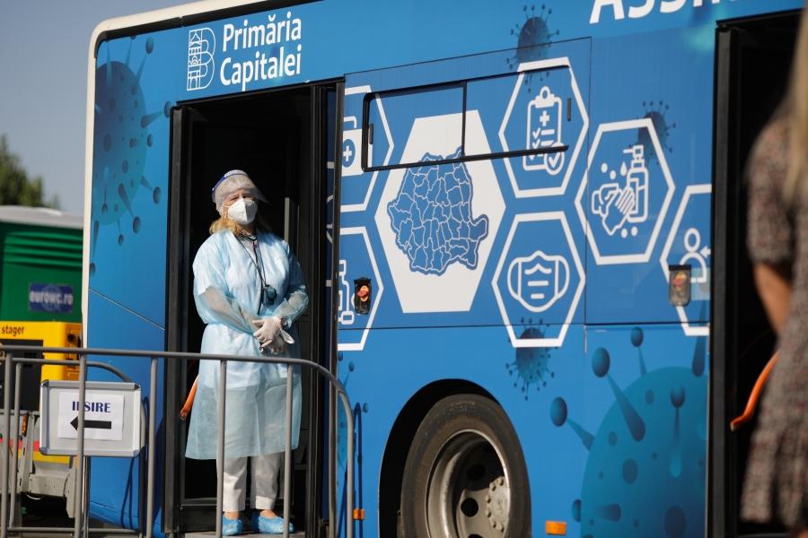 vaccinare. - Foto: Inquam Photos / George Călin