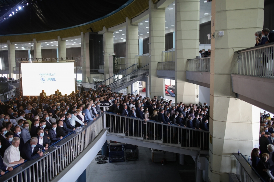 congresul PNL - Foto: Inquam Photos / Octav Ganea