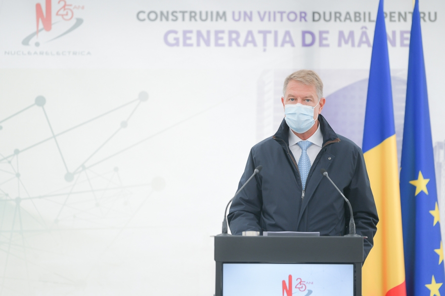 Klaus Iohannis - 2021