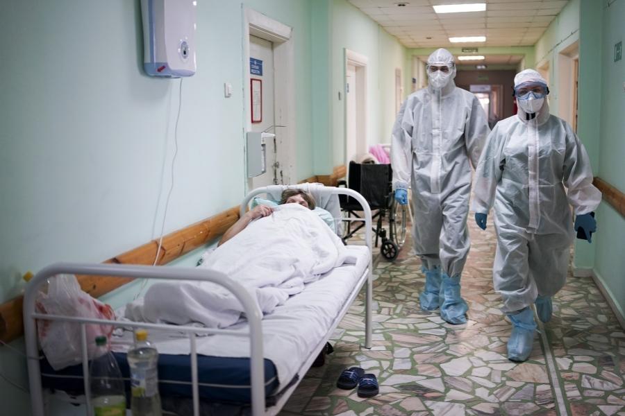 spital - Foto: Anton Semyonov / TASS / Profimedia