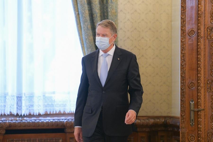 Klaus Iohannis - consultari