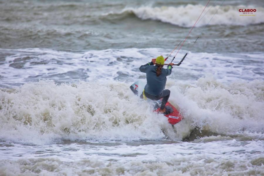 Kitesurfing la Marea Neagră